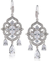Carolee The Cloisters Crystal Chandelier Earrings