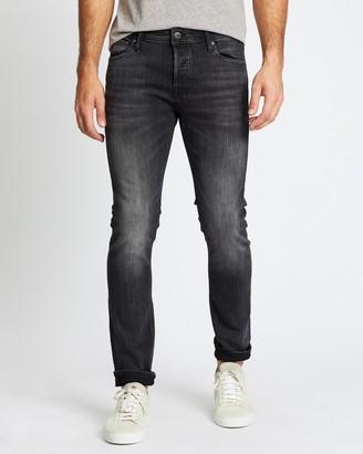 Jack and Jones Glenn Original AM 817 Slim Fit Jeans