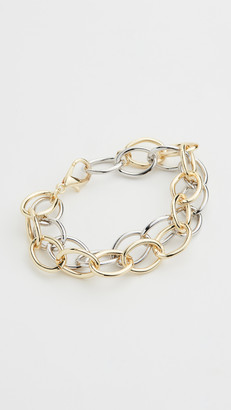 Jules Smith Designs Two Big Link Chain Bracelet