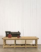 "Ralph Lauren Home Pool Table"" Coffee Table"
