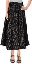 Viktor & Rolf 3/4 length skirts