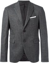 Neil Barrett two-button blazer - men - Polyamide/Polyester/Spandex/Elastane/Virgin Wool - 52