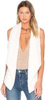 BB Dakota Jack By Cordova Faux Fur Vest