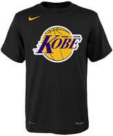 Nike Kobe Bryant Los Angeles Lakers Kobe Logo T-Shirt, Big Boys (8-20)