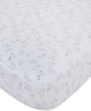 Disney A Day With Pooh Crib Sheet Bedding