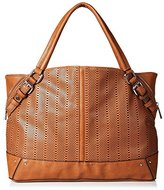 French Connection Women's Rose Tote, Nutmeg