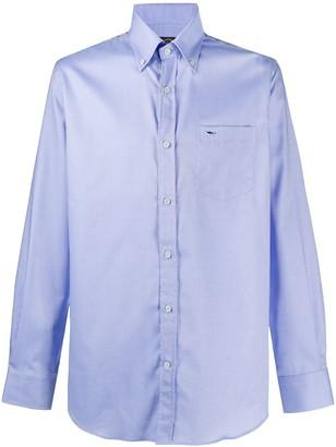 Paul & Shark Long-Sleeved Patch Pocket Shirt