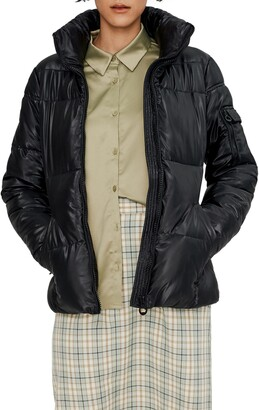 Noize Lexi Water Resistant Puffer Jacket