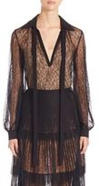 Michael Kors Chantilly Lace Top