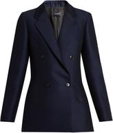 Joseph Bailey cotton-blend faille jacket