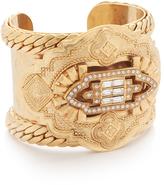 Elizabeth Cole Statement Cuff Bracelet