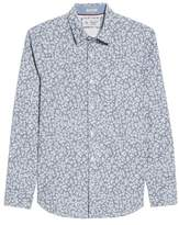 Original Penguin Men's Floral Chambray Shirt