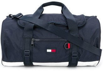 Tommy Hilfiger Logo Plaque Duffle Bag