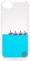 Tory Burch Sailboat Liquid iPhone 7 Case