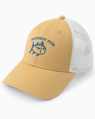 Southern Tide Contrast Skipjack Trucker Hat