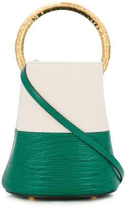 Marni Pannier circle-handle bucket bag