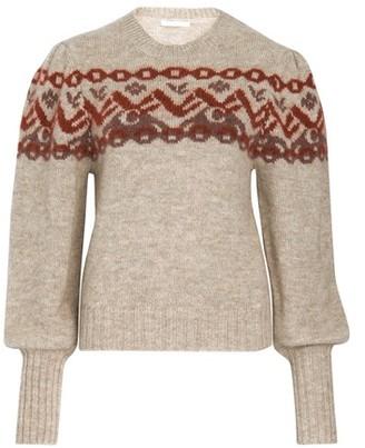 Chloé Round neck sweater
