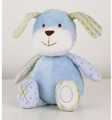 CoCalo My First Plush Bank - Blue Puppy