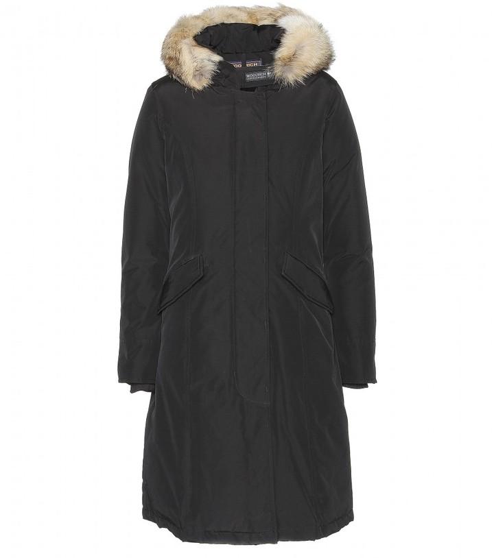 Woolrich Women's Long Arctic parka