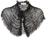 Chris Benz Crochet neck piece