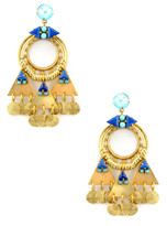 Elizabeth Cole Nikki Earrings