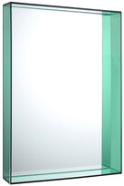 Kartell Only Me Mirror - 50x70cm - Green
