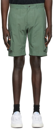 adidas Green Standish Shorts