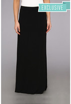 Michael Stars Maxi Skirt With Side Slit