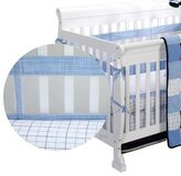NoJo Nautica William Secure-Me Crib Liner (Discontinued by Manufacturer)