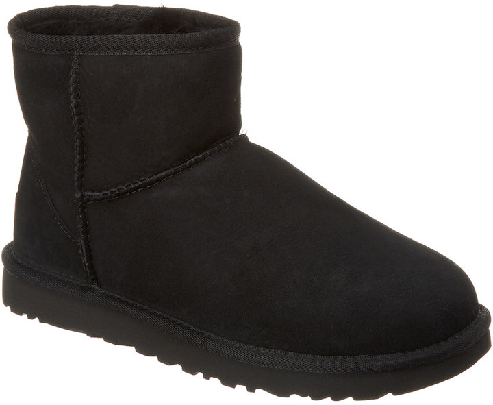 8ad1dcf9d2b Women's Classic Mini Ii Water Resistant Suede Boot