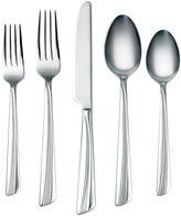 Cambridge Silversmiths Laina Frost Corelle Boutique 45-Piece Flatware Set