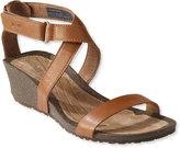 L.L. Bean Women's Teva Cabrillo Strap Wedge Sandals