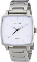 Nixon Men's Cruiser Dial Stainless Steel