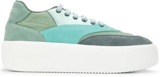 MM6 MAISON MARGIELA Panelled Colour-Block Sneakers