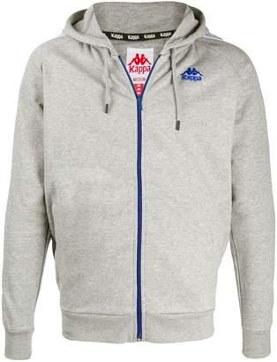 Kappa Omini logo zip-up hoodie