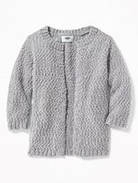Old Navy Open-Front Cocoon Cardi-Coat for Toddler Girls
