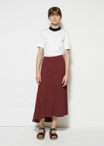 Marni Asymmetrical Crepe Skirt