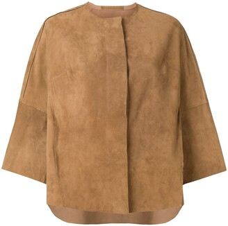 Salvatore Santoro 3/4 Sleeves Jacket