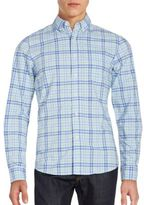 Slate & Stone Cotton Plaid Shirt