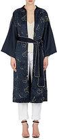 Opening Ceremony Women's Reversible Silk Satin Robe