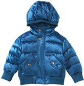 Appaman Puffy Down Coat (Baby) - Ink Blue-12-18 Months