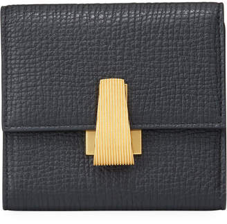 Bottega Veneta Palmellato Small Clasp Wallet