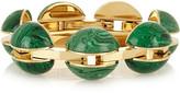 Chloé Ellie gold-tone stone bracelet