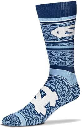 Game Time Unbranded Women's For Bare Feet North Carolina Tar Heels Crew Socks