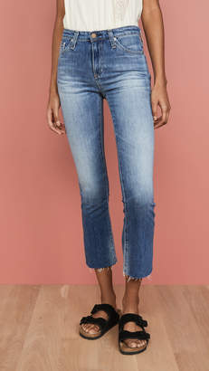 AG Jeans The Jodi Slim Flare Crop Jeans