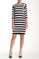Joan Vass Stripe Dress