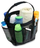 Bed Bath & Beyond Mesh Shower Tote in Black