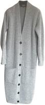 Rochas Grey Wool Knitwear for Women