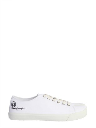 Maison Margiela Back Logo Lace-Up Sneakers
