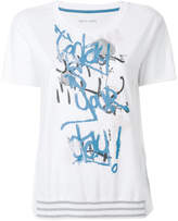 Marc Cain graffiti print T-shirt